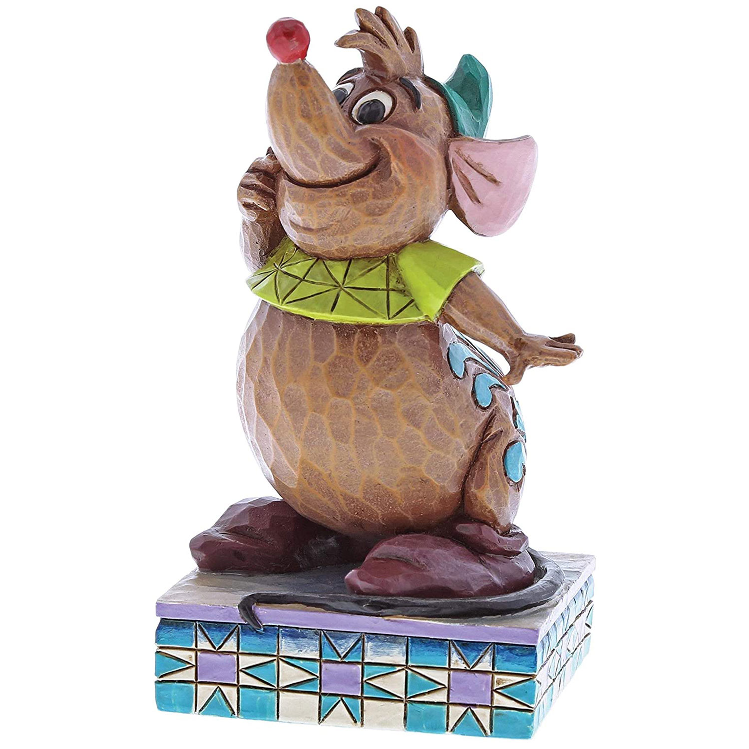 Disney Traditions Figurine - Cinderelly's Friend Gus (Cinderella)