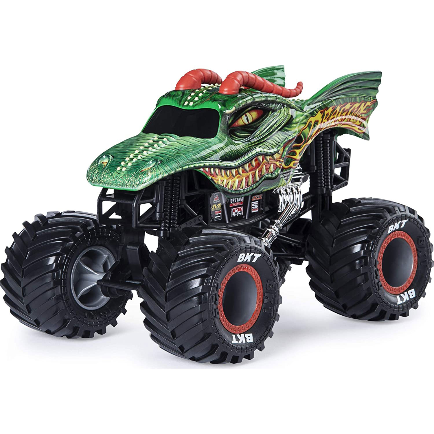 Monster Jam Die-Cast 1:24 Truck - Dragon