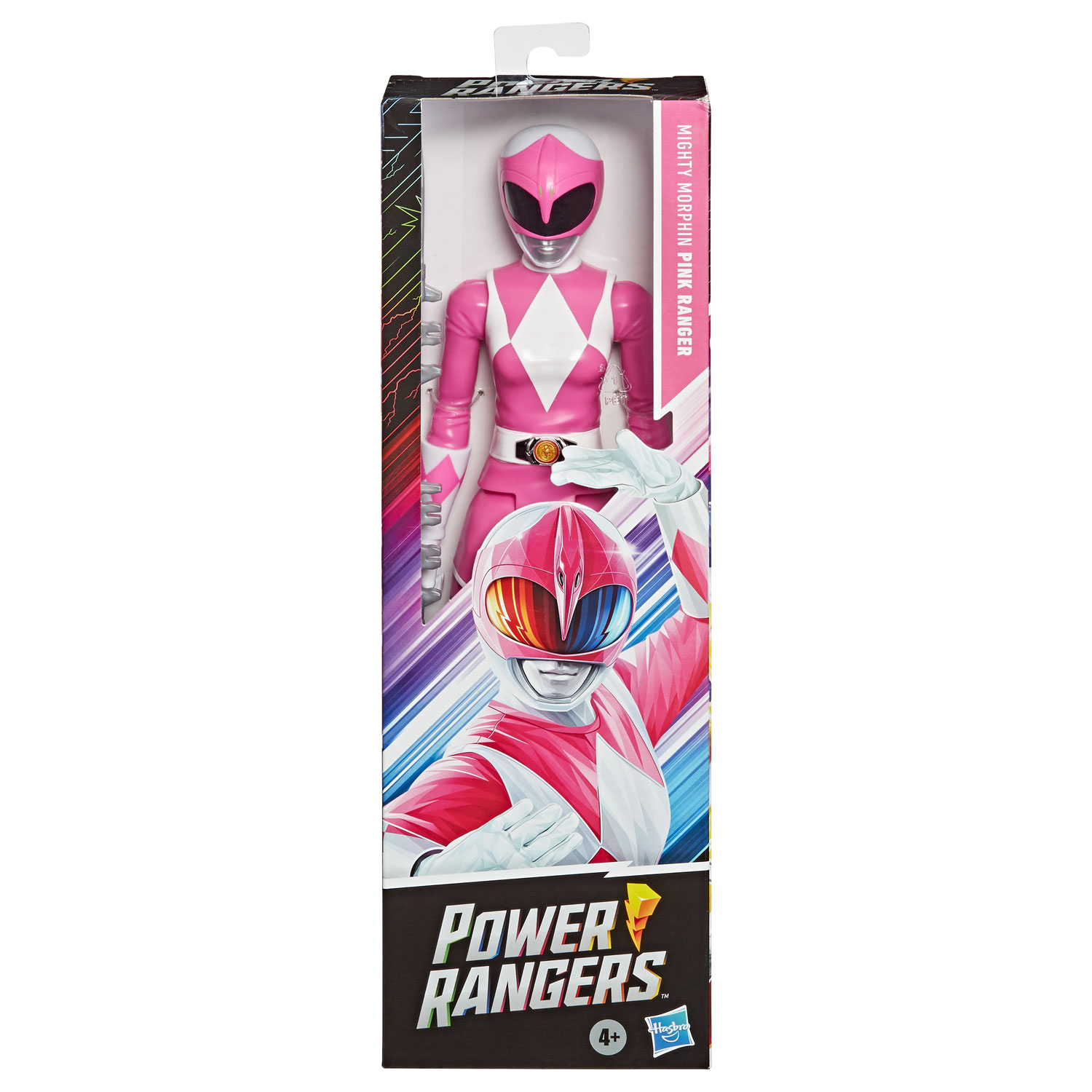 Power Rangers Mighty Morphin 12-Inch Pink Ranger Action Figure