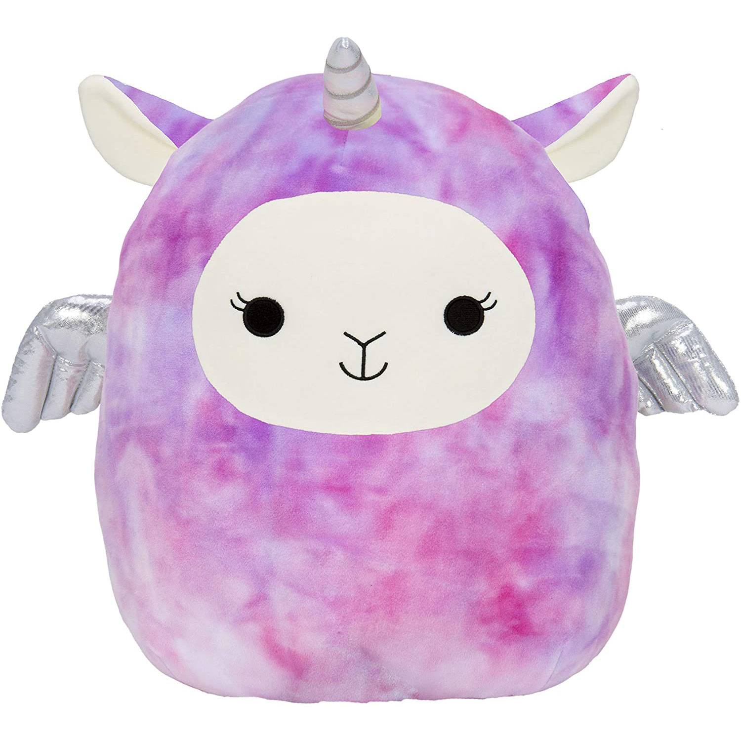 Squishmallows Plush 16-Inch Margaux The Llama Pegacorn
