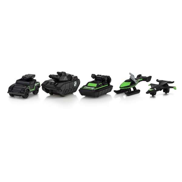 Micro Machines World Pack Series 2 - Protection Force