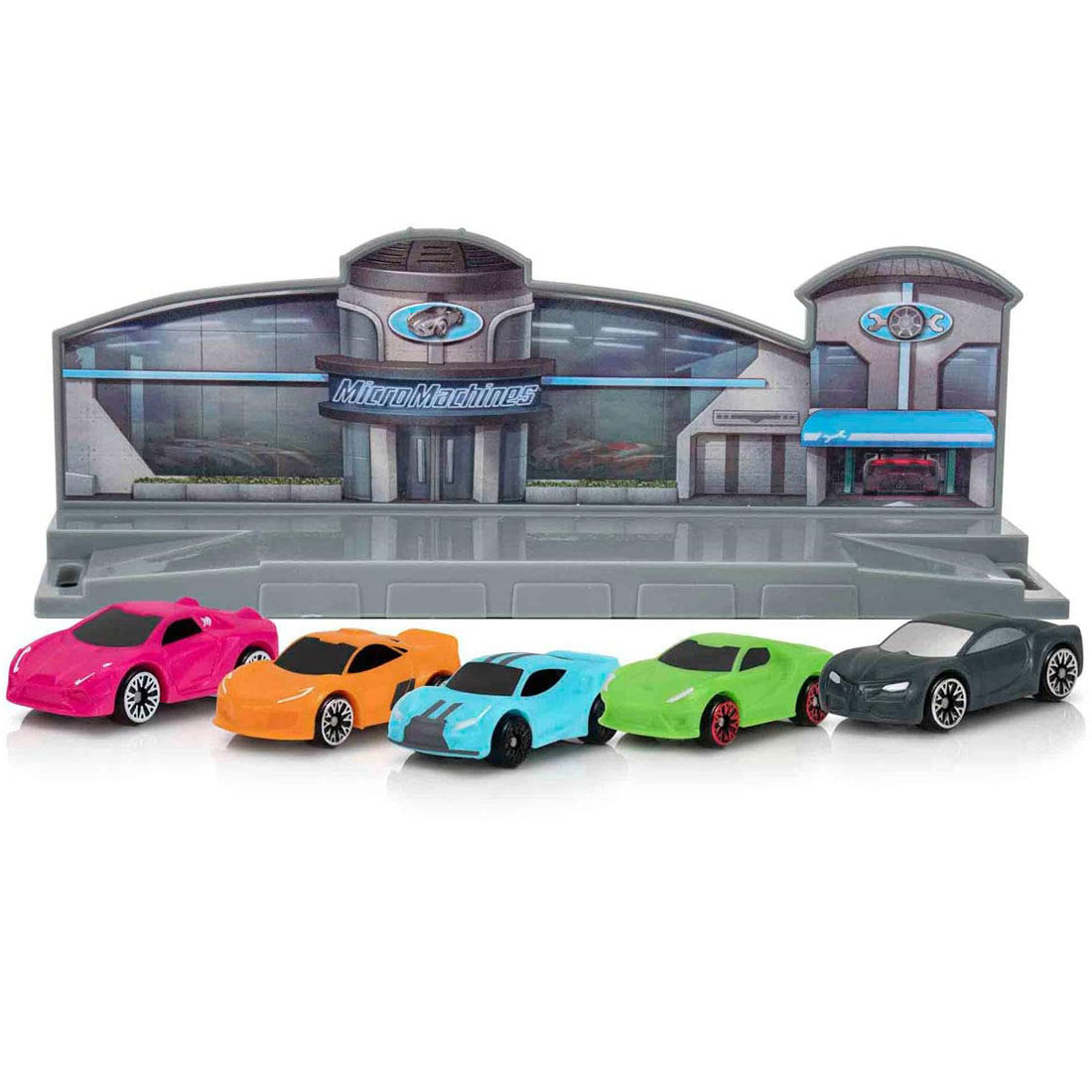 Micro Machines World Pack Series 3 - Super Cars