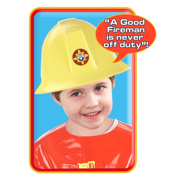 Fireman Sam - Helmet with Sounds & Phrases