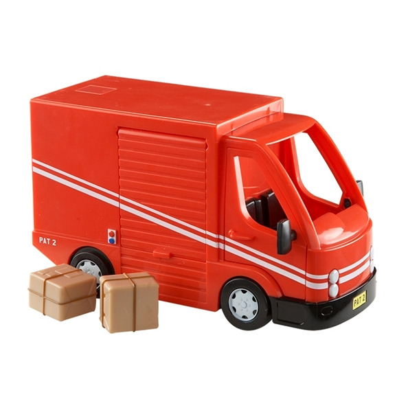 Postman Pat - Large SDS Delivery Van
