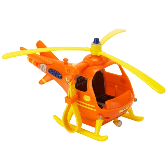 Fireman Sam Vehicle - Wallaby Rescue Helicopter