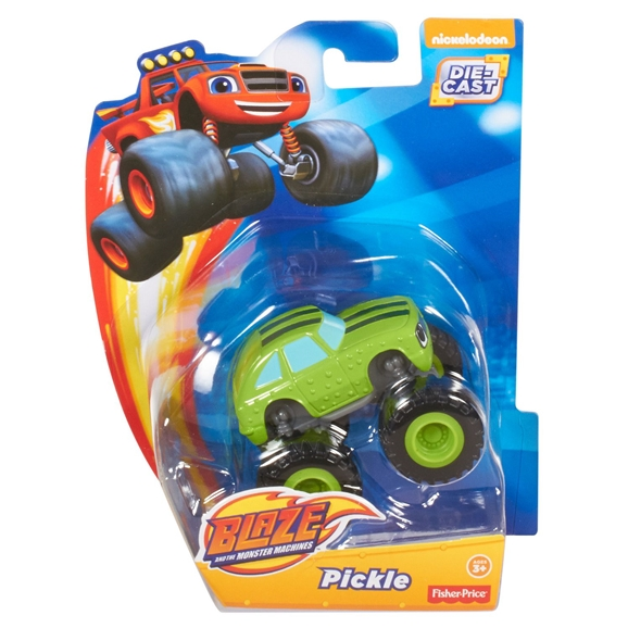 Blaze and the Monster Machines Diecast Vehicle - Pickle