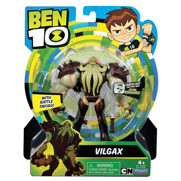 Ben 10 Action Figure - Vilgax