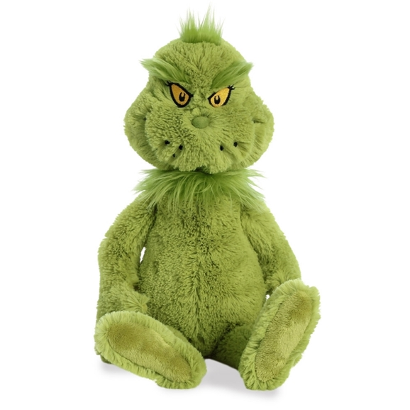 Dr Seuss The Grinch Large Plush by Aurora