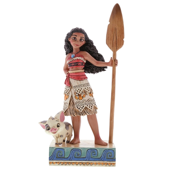 Disney Traditions Figurine - Find Your Own Way (Moana)