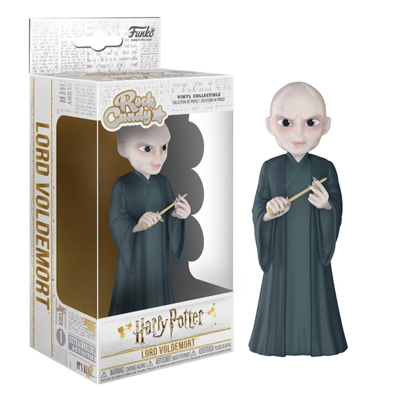 Harry Potter - Lord Voldemort Rock Candy Vinyl Figure