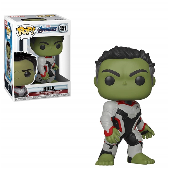 Marvel Avengers: Endgame Pop! Vinyl Figure - Hulk