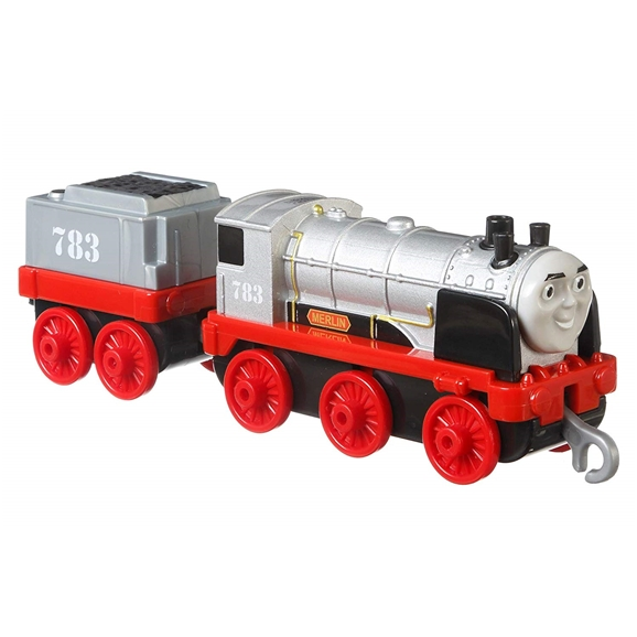 Thomas & Friends TrackMaster Push Along Die-cast Vehicle - Merlin The Invisible