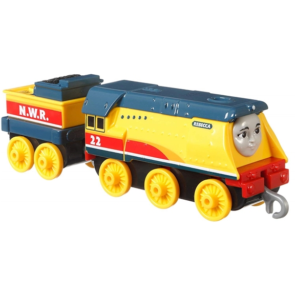 Thomas & Friends TrackMaster Push Along Die-cast Vehicle - Rebecca