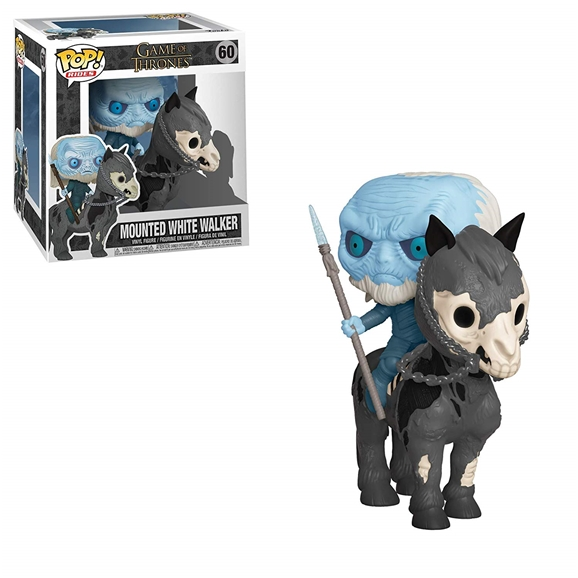 Game Of Thrones Pop! Vinyl Figure - Mounted White Walker