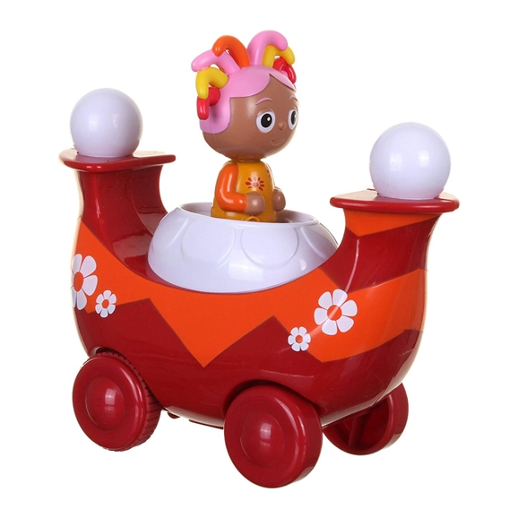 In The Night Garden Press and Go Upsy Daisy Ninky Nonk Vehicle