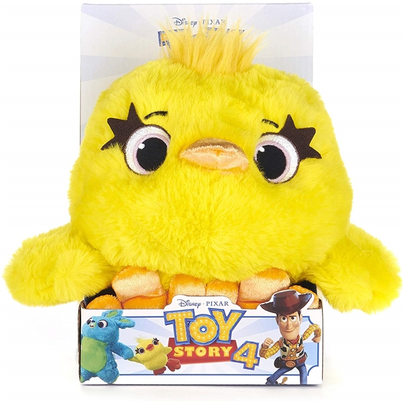 Disney Pixar Toy Story 4 - Plush 10-Inch Scale Ducky