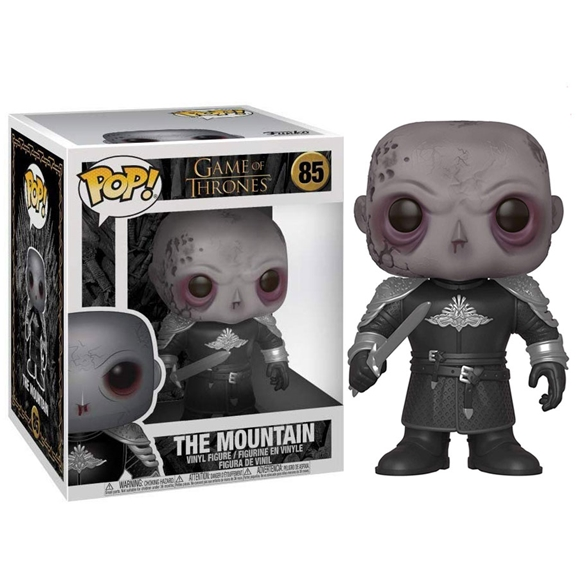 Game Of Thrones Pop! Vinyl 6-Inch Figure - The Mountain