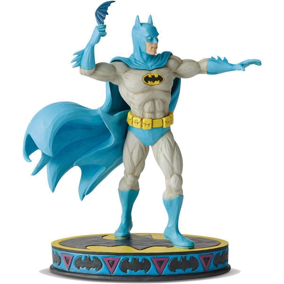 DC Comic by Jim Shore Figurine - Batman (Dark Knight Detective)