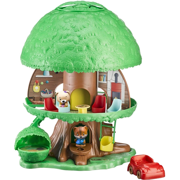 Timber Tots Tree House Playset