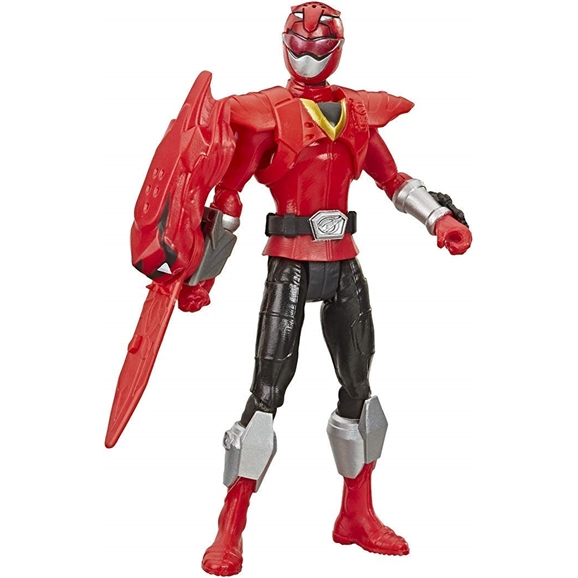 Power Rangers Beast Morphers 6-inch Action Figure - Beast-X Red Ranger