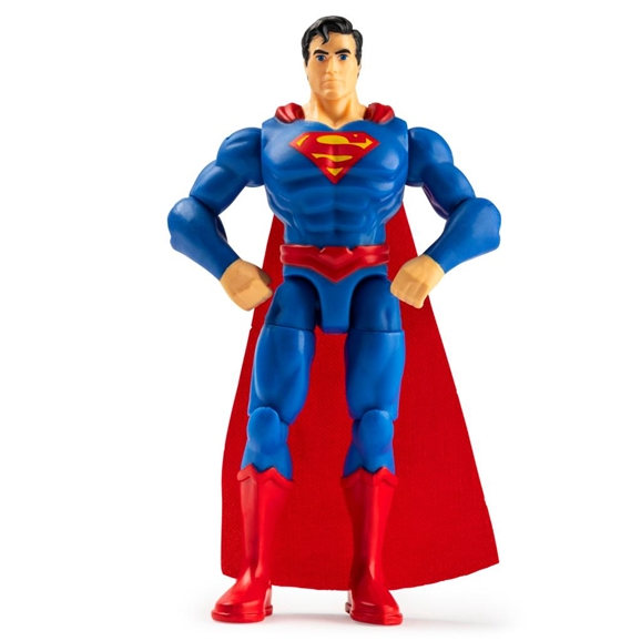 DC Universe - DC Comics 1st Edition 4-Inch Superman Action Figure