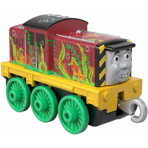 Thomas & Friends TrackMaster Push Along Die-cast Vehicle - Seaweed Salty