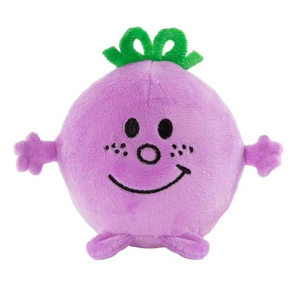 Mr Men & Little Miss - Little Miss Naughty Memory Foam Easy Squeezy Plush