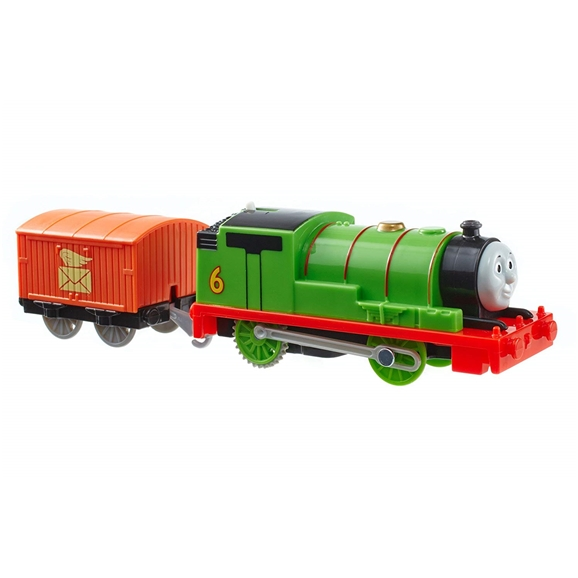 Thomas & Friends TrackMaster Motorized Engine - Percy
