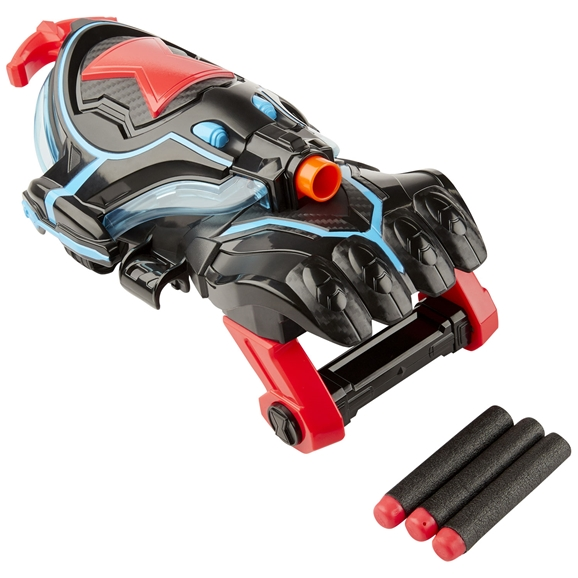 Marvel Black Widow Power Moves Stinger Strike NERF Dart-Launcher