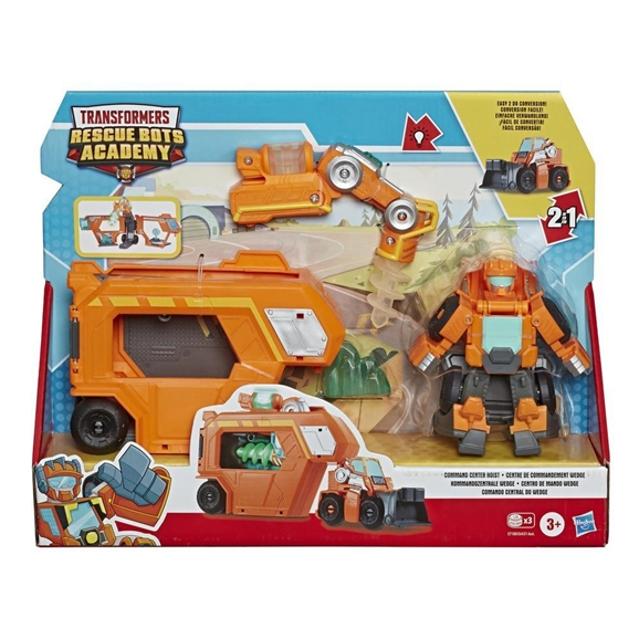 Playskool Heroes Transformers Rescue Bots Academy Command Center Wedge (E7180)