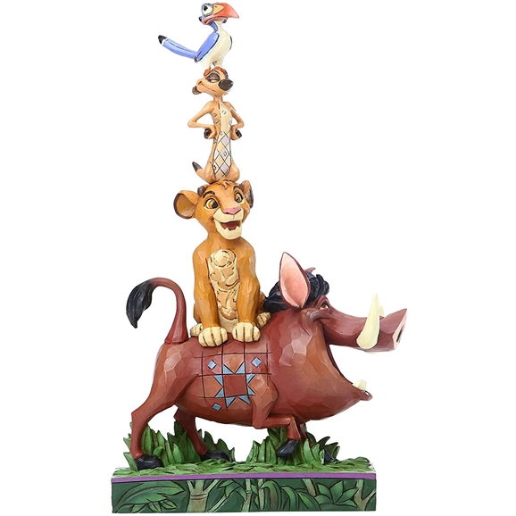 Disney Traditions Figurine - Balance of Nature (The Lion King)