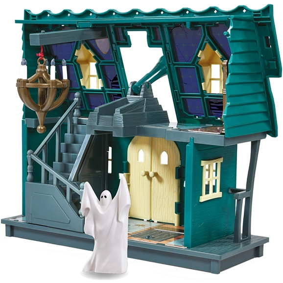 Scoob Haunted Mansion Playset with Ghost Figure