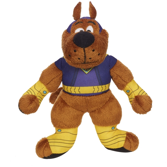 Scoob 7-Inch Plush Collectables Super Scoob