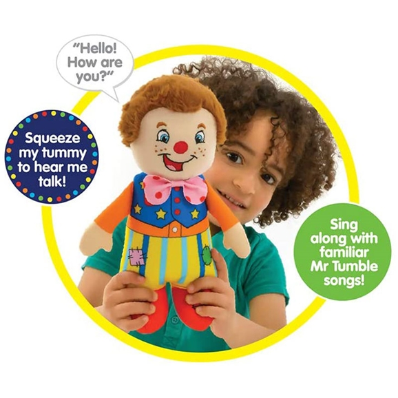 Something Special Talk and Sing Mr Tumble Soft Toy