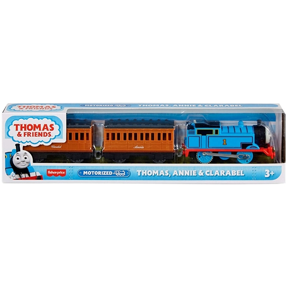 Thomas & Friends TrackMaster Motorized Engine - Thomas, Annie and Clarabel