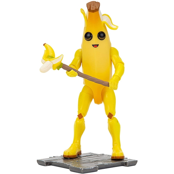 Fortnite Solo Mode 4-inch Core Figure Pack - Peely