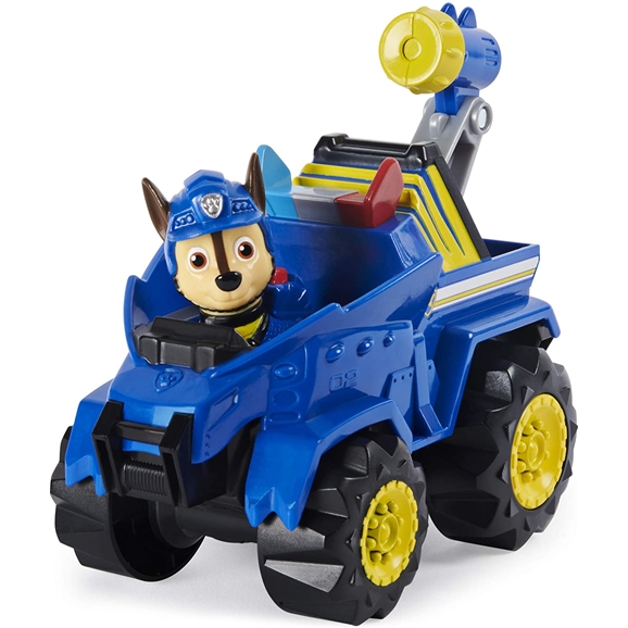 PAW Patrol Dino Rescue Chase Deluxe Rev Up Vehicle