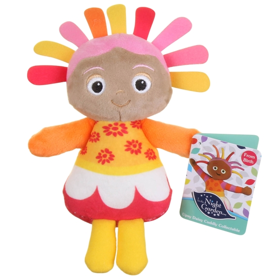 In The Night Garden Cuddly Collectable Soft Toy - Upsy Daisy