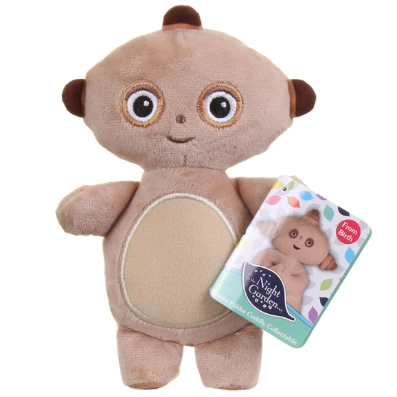 In The Night Garden Cuddly Collectable Soft Toy - Makka Pakka