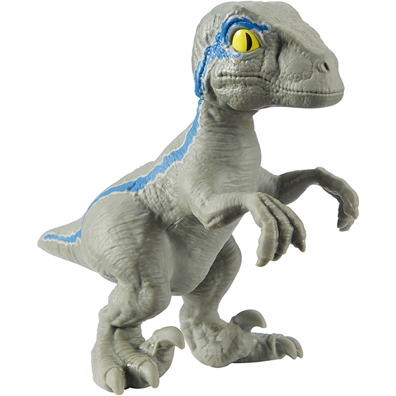Jurassic World 7-Inch Stretch Figure Blue