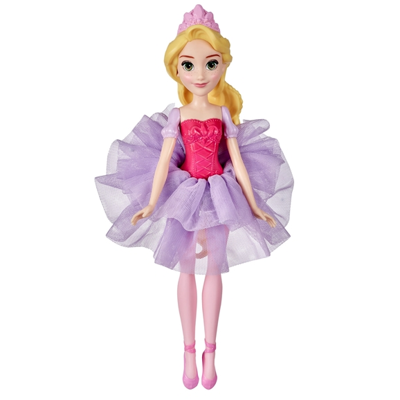 Disney Princess Water Ballet Rapunzel Doll with Colour Change Outfit