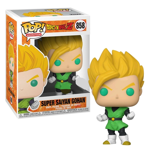 Dragon Ball Z Funko Pop! Vinyl Figure - Super Saiyan Gohan