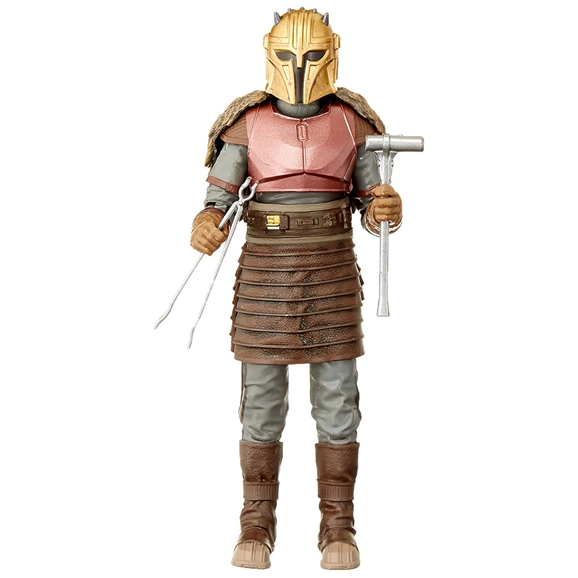 Star Wars The Black Series: The Mandalorian The Armorer 6-Inch Figure